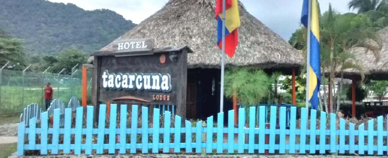 Hotel Tacarcuna en Capurganá
