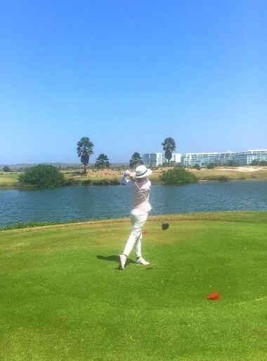 Golf en Colombia