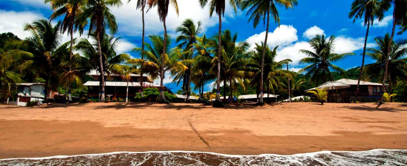 Hotel Playa de Oro Bahía Solano