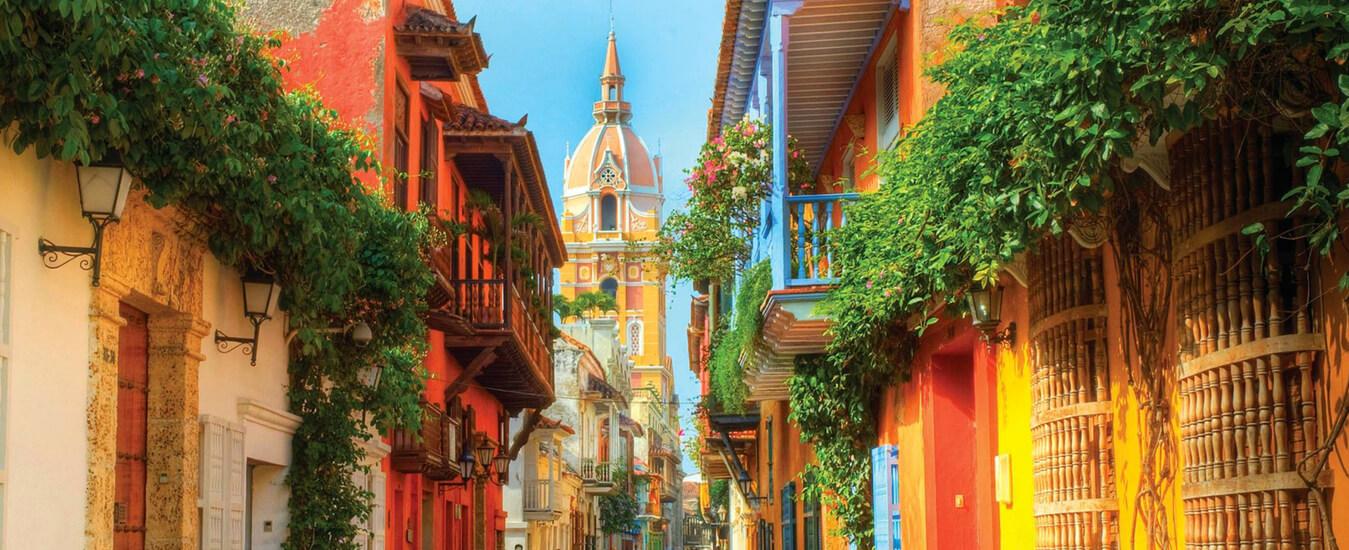Viajes a Cartagena