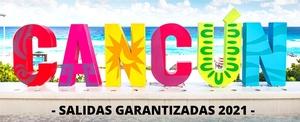 Planes a Cancún desde Medellín<br> Salidas Garantizadas 2021