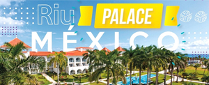 OFERTA! <br> Cancún RIU Palace