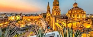México, Guadalajara y Puerto Vallarta