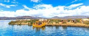 Lago Titicaca y sus Mil Colores