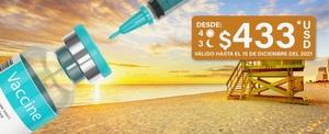 Paquetes para vacunarse en Miami | Turismo de Vacunas
