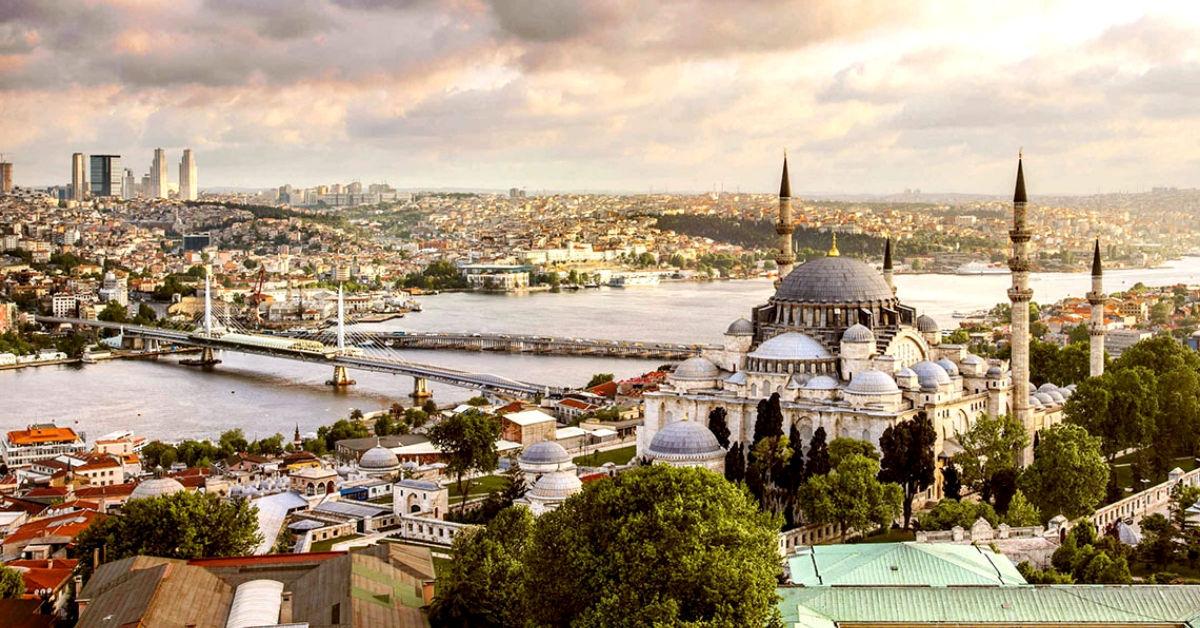 Turquia y Dubai desde Colombia