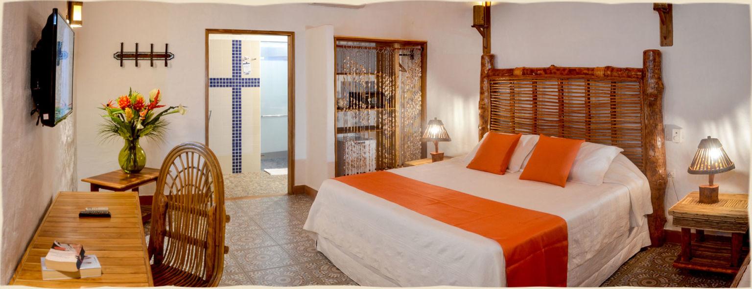 Hotel Punta Faro Isla Múcura