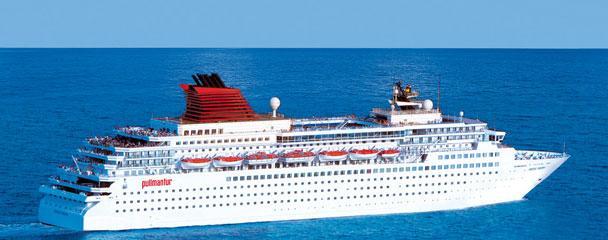 Viajes en crucero pullmantur desde cartagena for Oficinas pullmantur