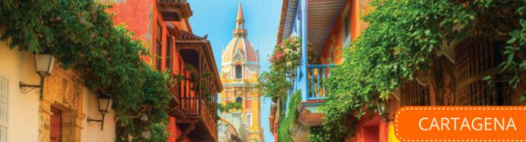 Planes a Cartagena