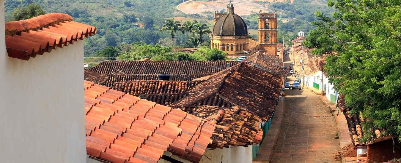 Excursión a Santander desde Medellín